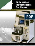 400 - Jet Fuel Oxidation Tester Manual Ver 1.2