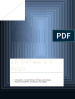 10 Software o Apps