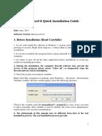 ZKAccess5.0 Quick Installation Guide V1.0