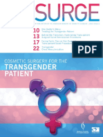 cosmetic surgery for the transgender patient