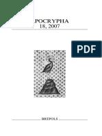Apocrypha 18, 2007.pdf