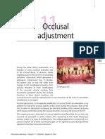 Ajuste oclusal de OcclusionMadeEasy Preview