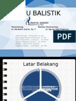 Ilmu Balitik 2015