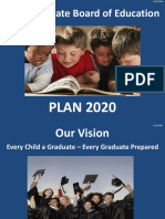 Alabama PLAN 2020 - updated 1/26/2016