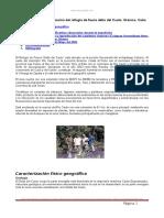 Exploracion y Caracterizacion Del Refugio Fauna Delta Del Cauto Granma Cuba