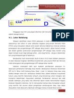 Tanggapan KAK Usulan Teknis KTP2D Paket 1 (1)