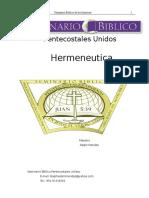 Hermeneutica CBPU 1