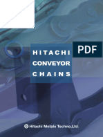 Hitachi Conveyor Chain