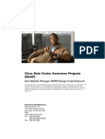 DMM Cisco MDS