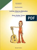 Duos de Guitarra (Libro)