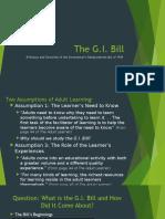 the-g i -bill