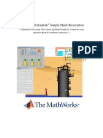 Sample Model Description