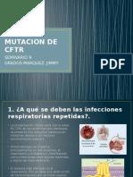 Mutacion de Cftr