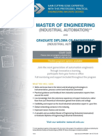 M.Eng Industrial Automation