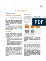 Sap Mobile Work Manager White Paper