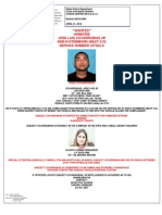 Jose Luis Covarrubias Jr. Wanted for Murder