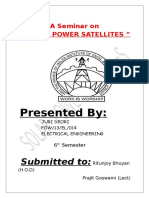 Solar Power Satellites
