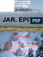 PELAJARAN 1 epitel