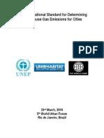 InternationalStd-GHG for Cities