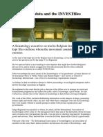 Prozess gegen Scientology in Belgien - Blog 14 bis 33