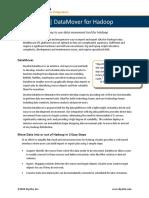 DataMover for Hadoop | Diyotta