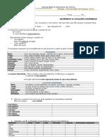 Ficha Gramátixa Advérbios Imprimir