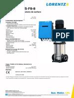 Lorentz Ps4000csf