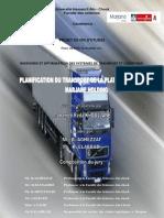 Planification Transport Marjane