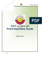Food Importers Guide