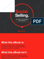 InsideView Effective Social Selling - eBook
