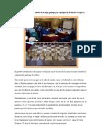 Crónica de La Sexta Ronda de La Liga Gallega Por Equipos en Pirmera A