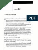 Gestion de Empresa Con Una Vision Estrategica Capitulo 12