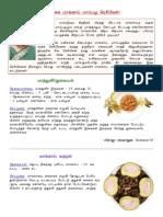 Tamil Samayal - Mongo Dish 30 Varities