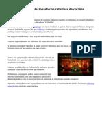 Un gran negocio relacionado con reformas de cocinas Valladolid
