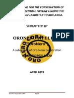 Oro Nero Corporation- Lardistan Repaired)
