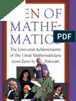 数学大师 Men of Mathematics