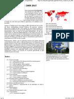 Crisis Económica de 2008-2015 - Wikipedia, La Enciclopedia Libre