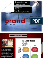 Ansoff Matrix its very inportant for the marketing