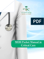 Pocket Manual in Critical Care