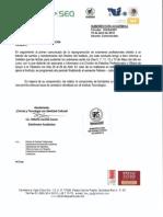 Comunicado Titulaciones ABR2010