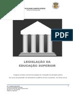 2 - Apostila - Legislacao Do Ensino Superior