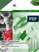 2G CENERGY Flare Systems Brochure