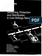 Switching Protection and Distribution in Low Voltage Networks Handbook SIEMENS