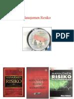 Materi 1 Konsep Manajemen Risiko