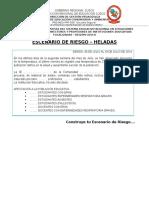 m.- Escenario Heladas