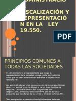 Órganos de las Sociedades Personalistas (LGS)