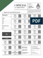 Boletín Oficial - 2016-02-29 - 4º Sección