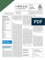 Boletín Oficial - 2016-02-24 - 2º Sección