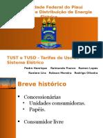Apresentação TUSD TUST