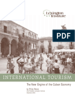 Cuban Economy and Tourism